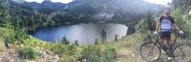 Mountain lakes, deep and cold